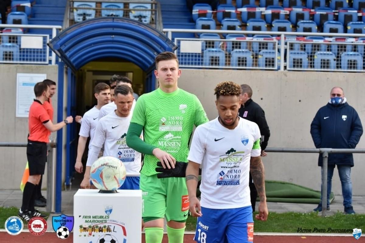 FC ETZELLA 0-3 F91 DUDELANGE