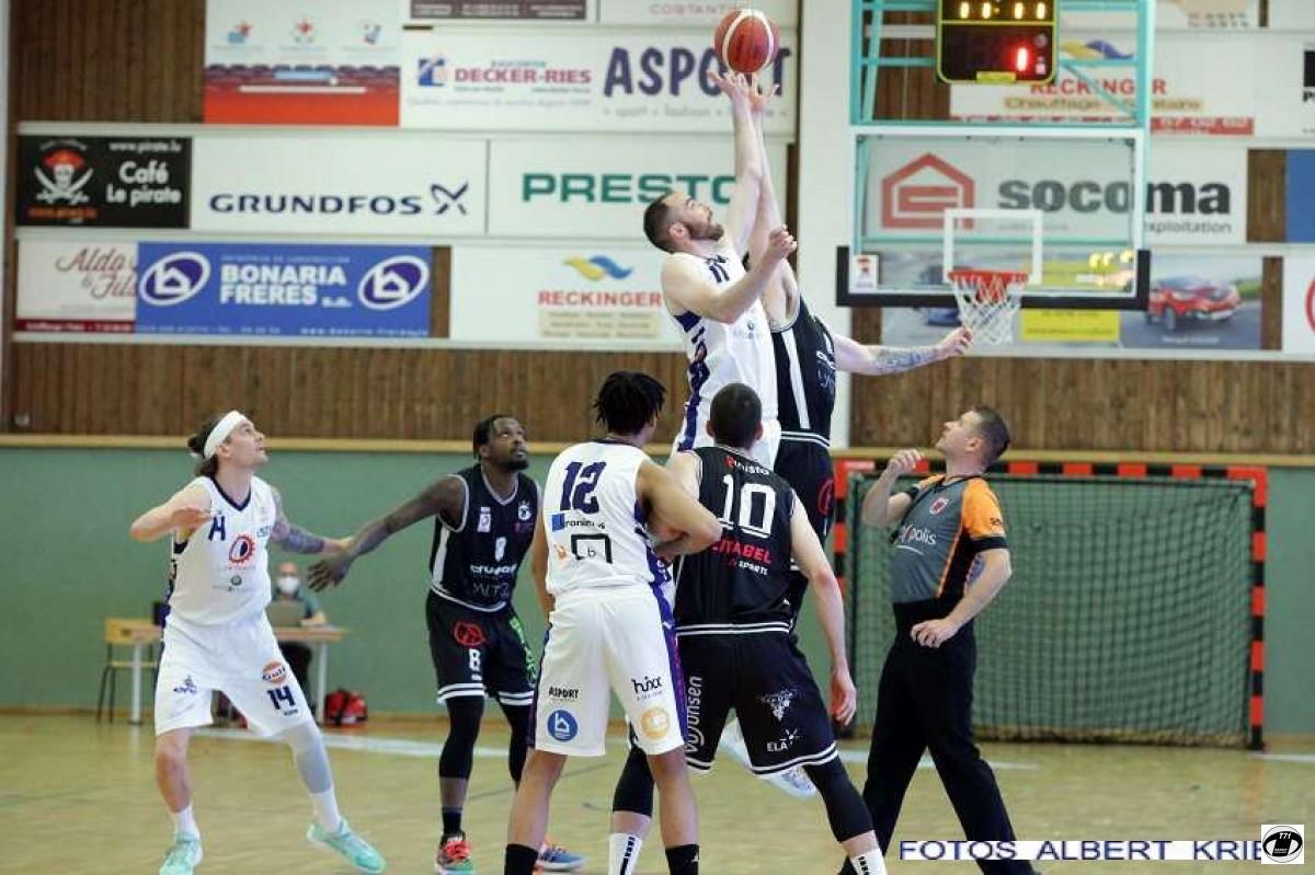Men: Basket Esch-T71 78-92