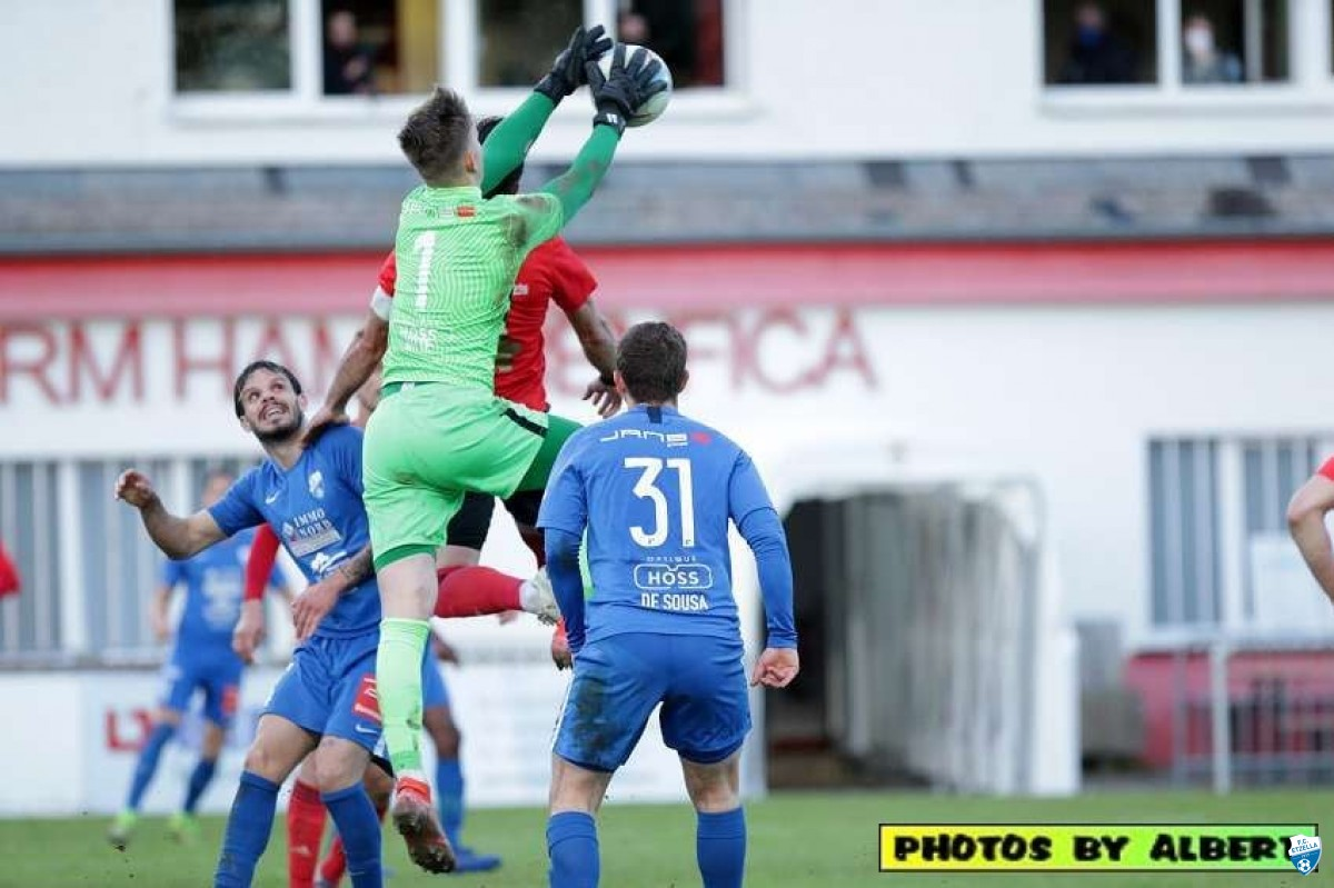RM HAMM BENFICA 1-1 FC ETZELLA