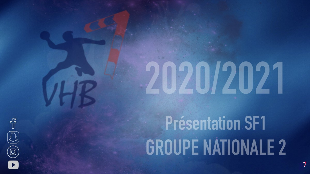 SF1 / NATIONALE 2 - 2020/2021