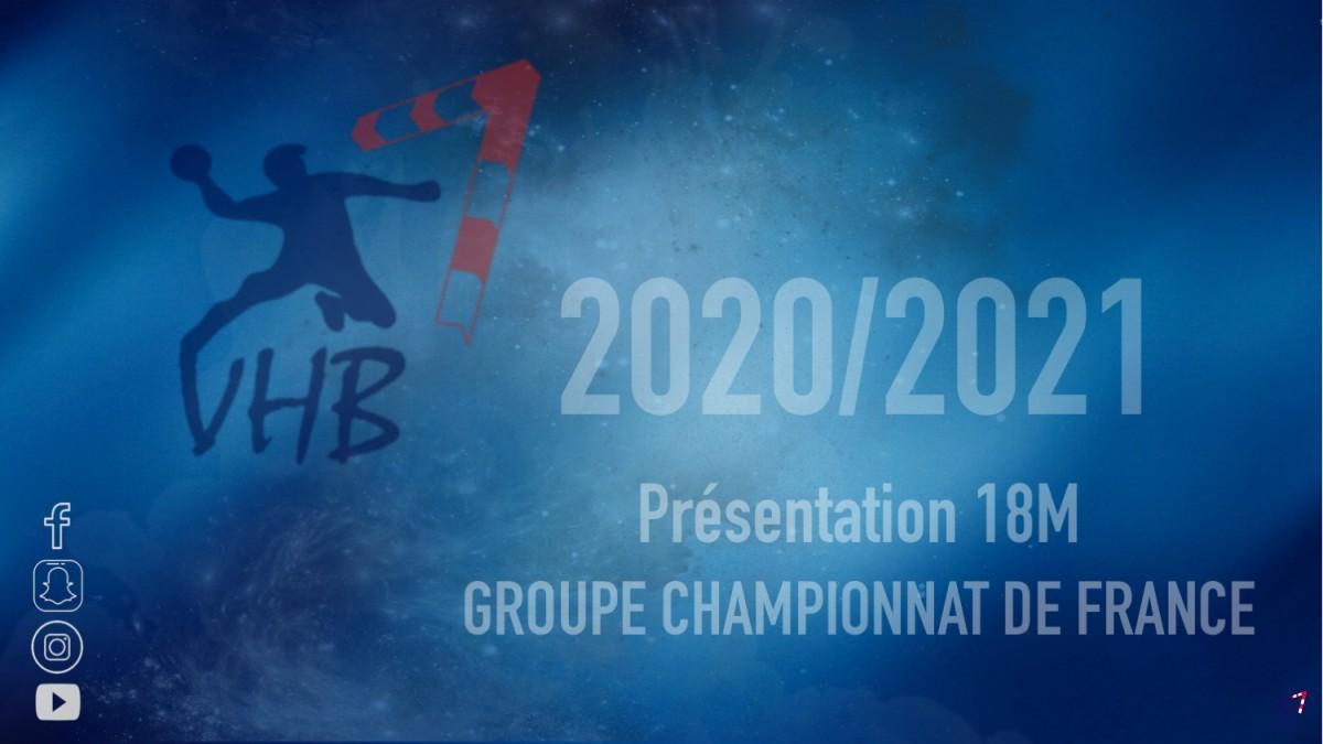 U18M / NATIONALE - 2020/2021