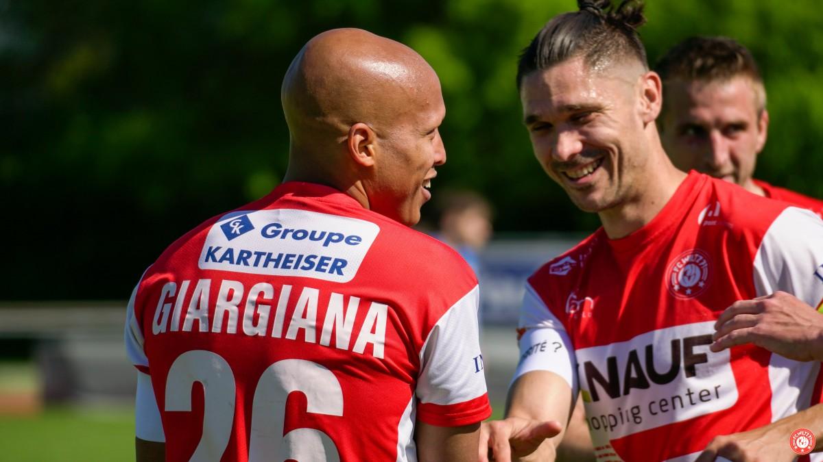 FC ETZELLA ETTELBRÜCK VS FC WILTZ 71