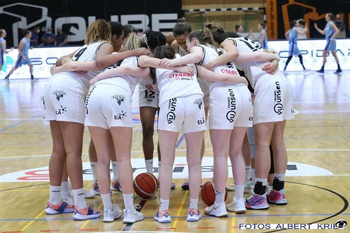 Ladies 3 Finales Total League : T71 Dudelange - Residence Walferdange 89 - 73