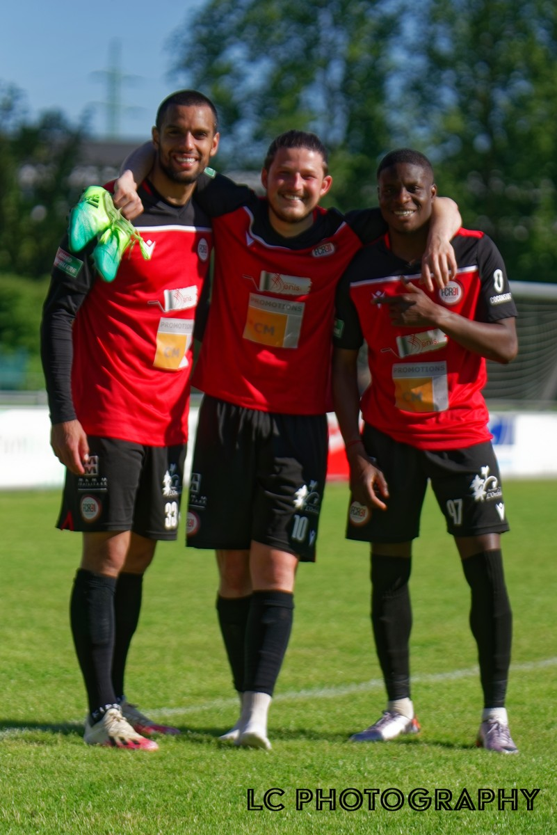 FC Rodange 91 - FC Victoria Rosport