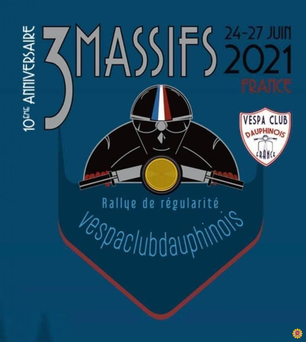 2021 Rally 3 Massifs