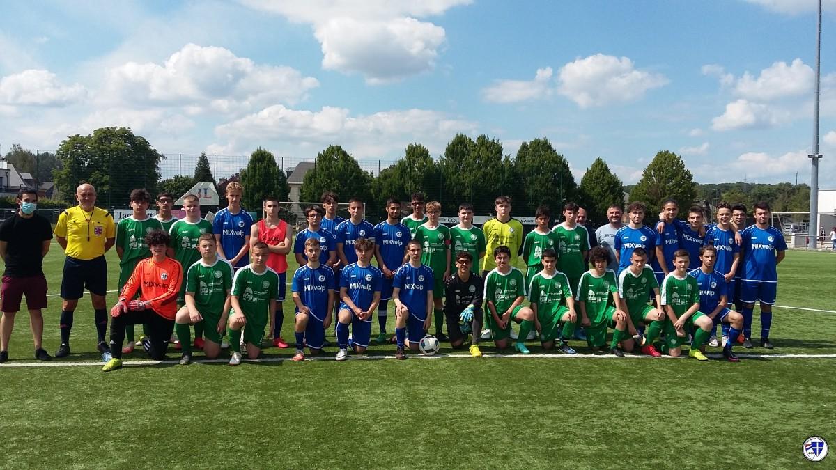 Match Cadets  CS Sanem - FC  Ehlerange
