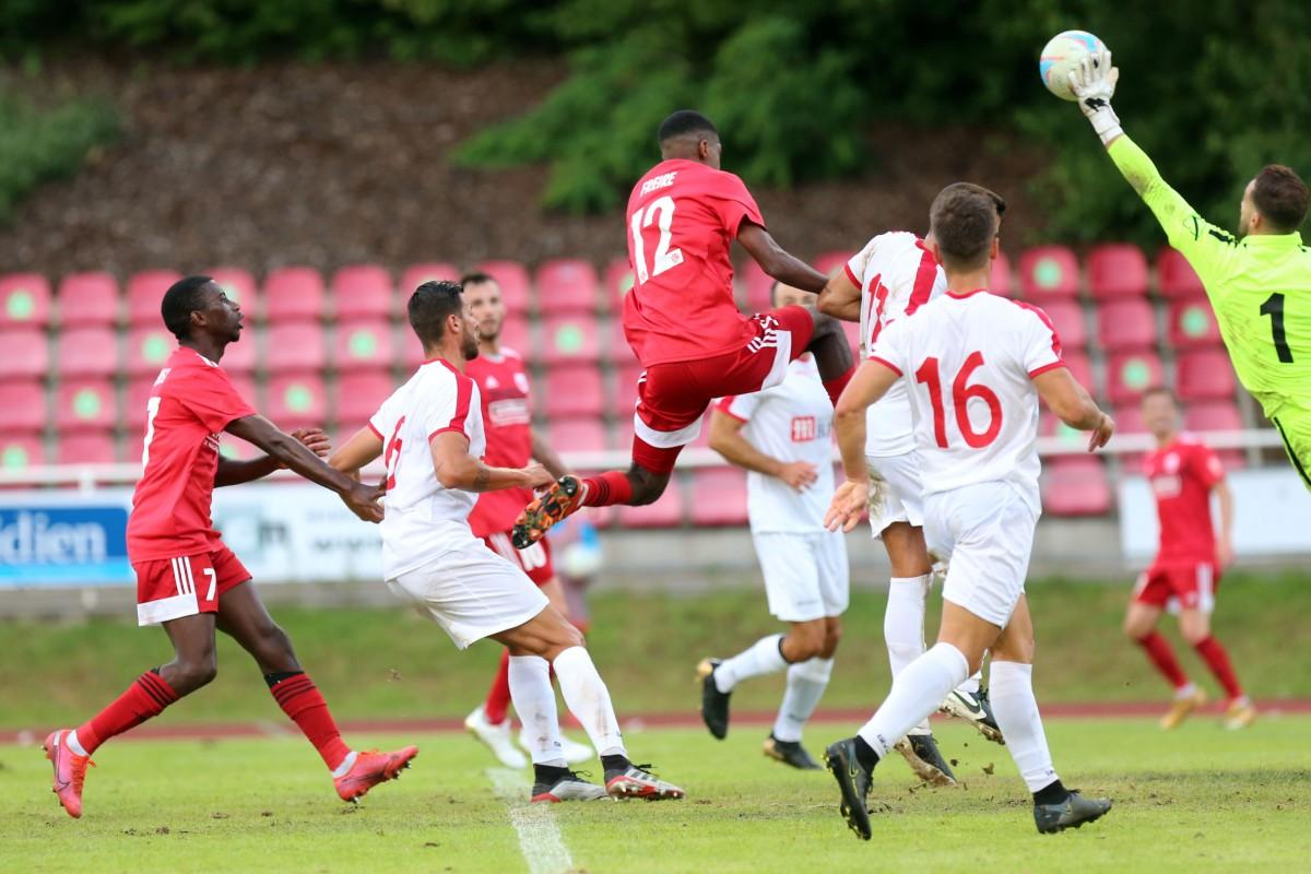 UEFA CHAMPIONS LEAGUE: CS Fola-Red Imps Lincoln (2-2)