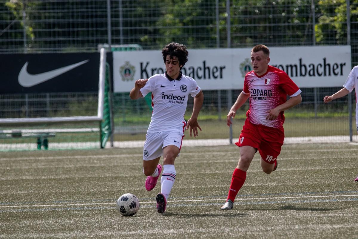 U19: Eintracht Frankfurt - FC Swift Hesper