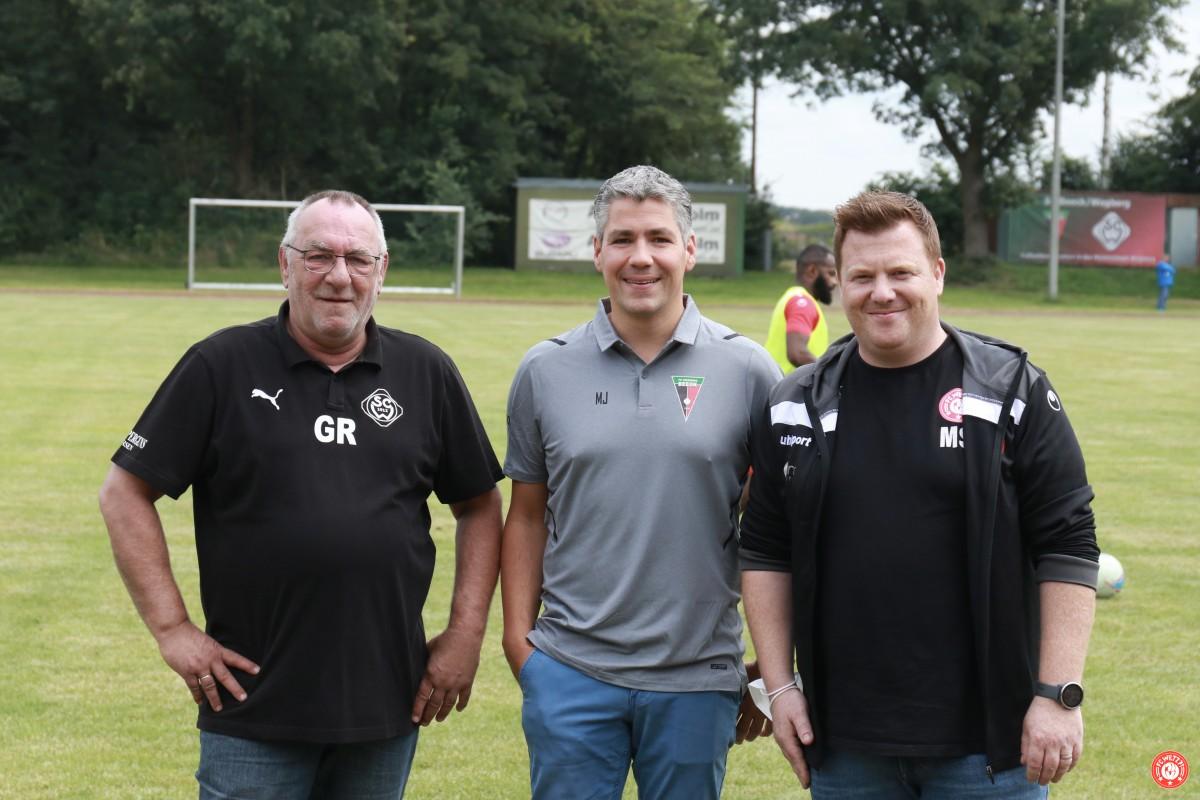 FC WEGBERG BEEK VS FC WILTZ 71 - FRIENDLY MATCH