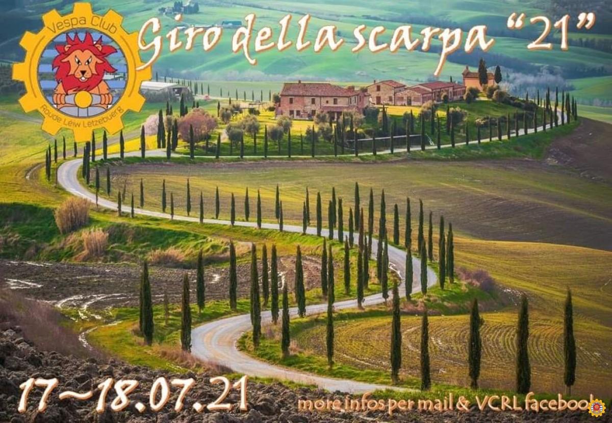 2021 Giro della Scarpa