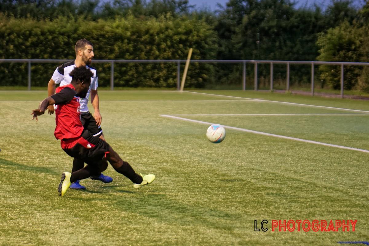 Rencontre de préparation n°4 FC Jeunesse Junglinster - FC Rodange 91