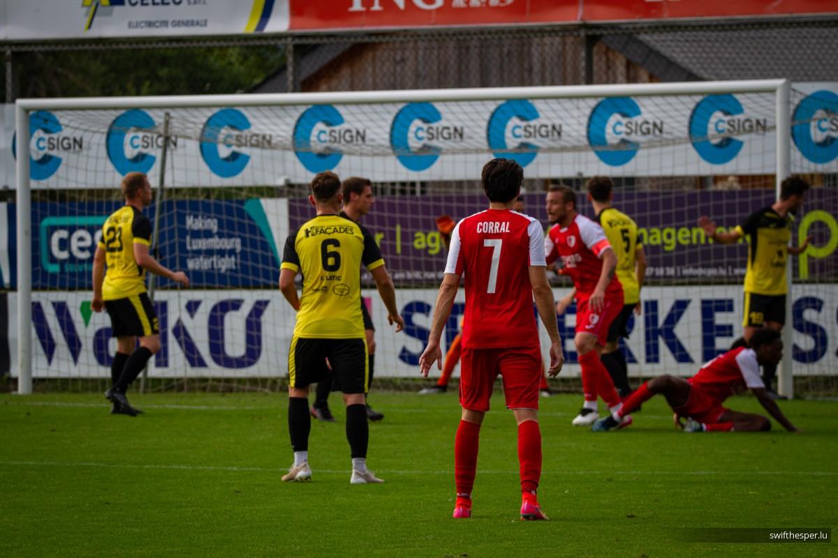 FC Progrès Nidderkuer 2:2 FC Swift Hesper