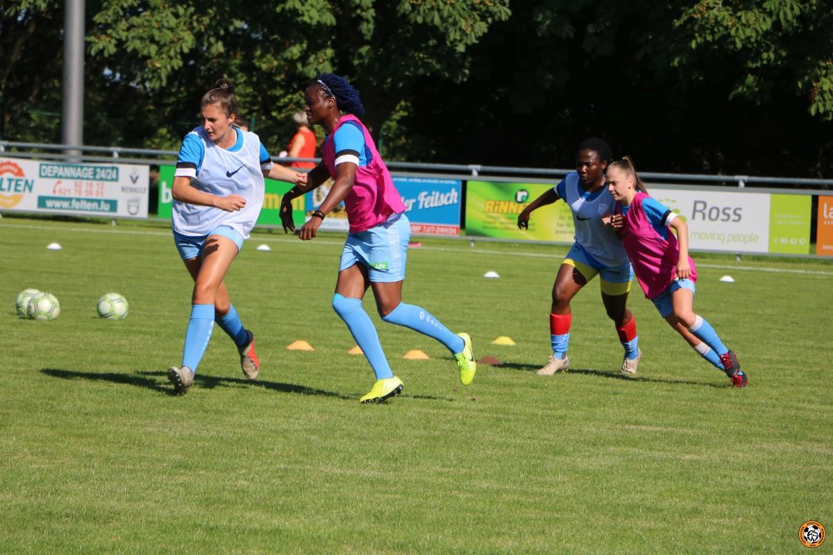 Match amical Standard - RFCUL 14.08.2021