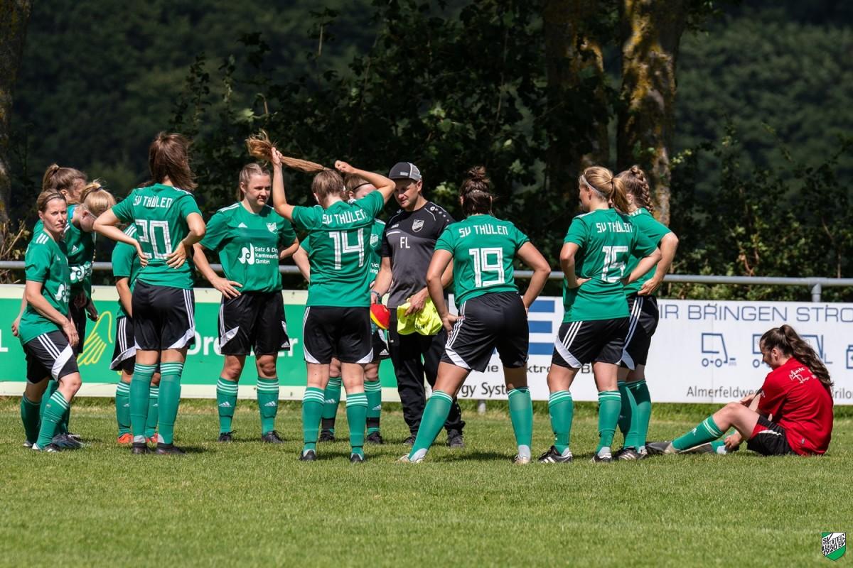 SV Thülen - SpVg Berghofen