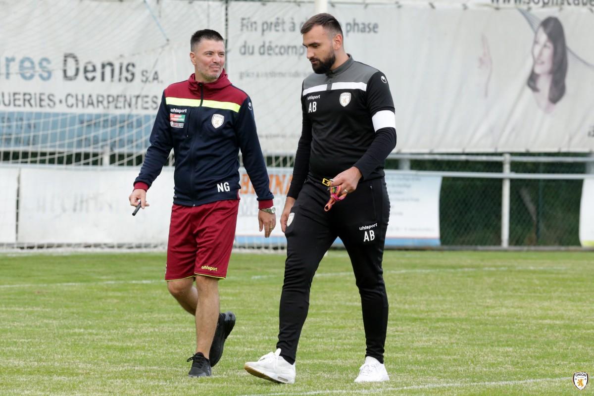 Photos du match contre le FC RODANGE 91