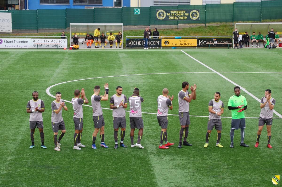 match Weiler-Schifflange 2 - 6