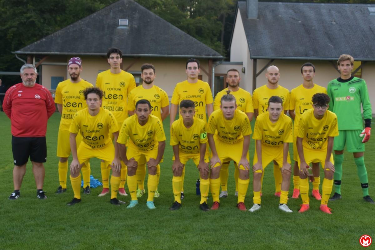 Victoria Rosport - FC Mamer 32 I 3:0