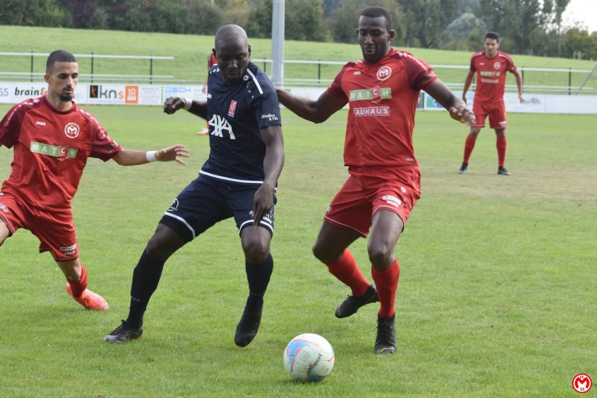 UN Kaerjeng - FC Mamer 32 3:0
