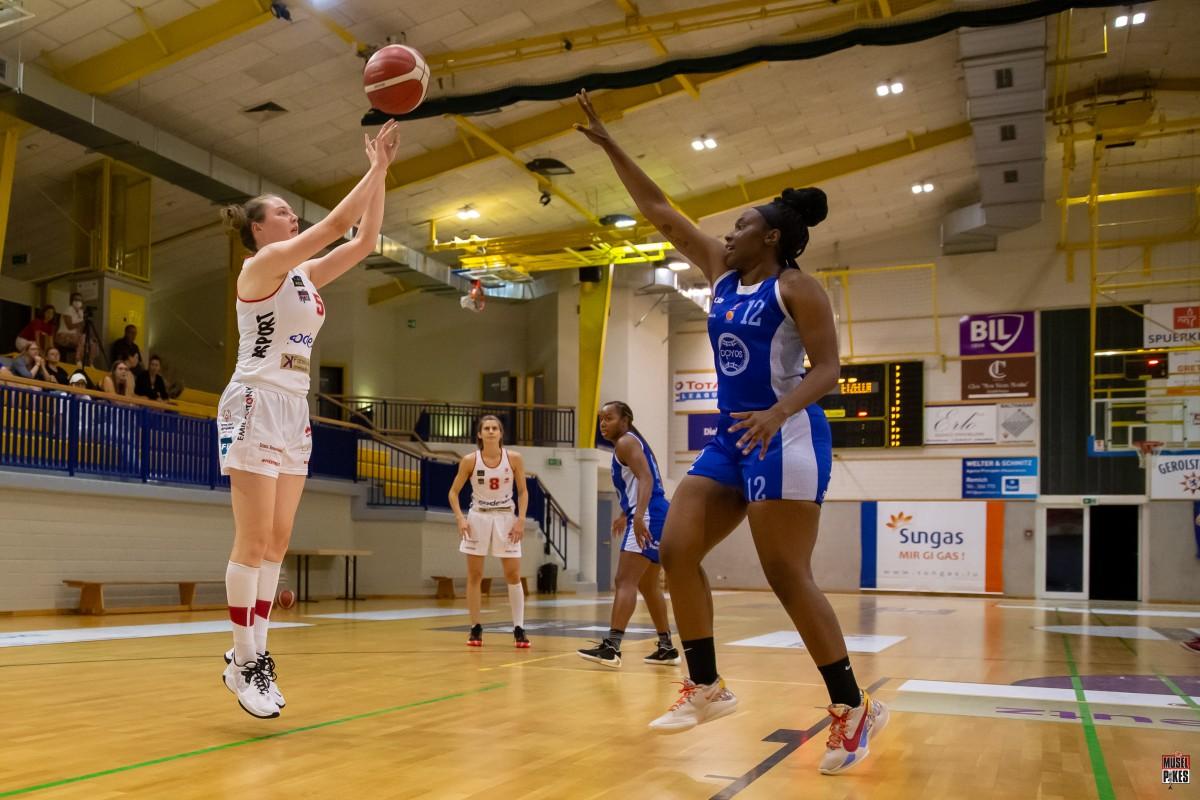 2021-09-09 Ladies practice game Pikes-Etzella