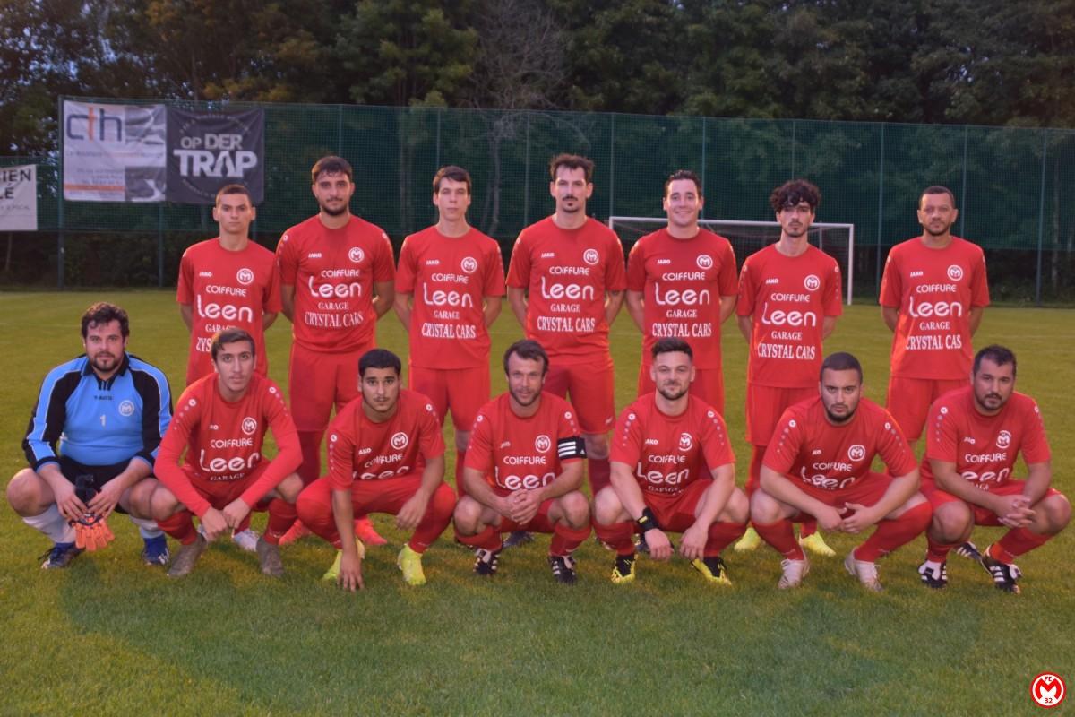 FC Les Ardoisiers Perlé - FC Mamer 32 II 0:12