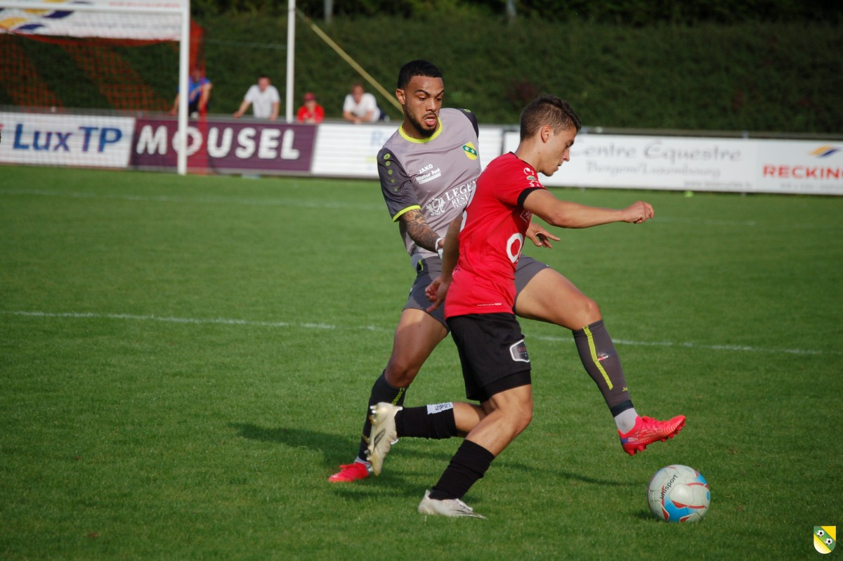 FC Mondercange - FC Schifflange 1 - 0