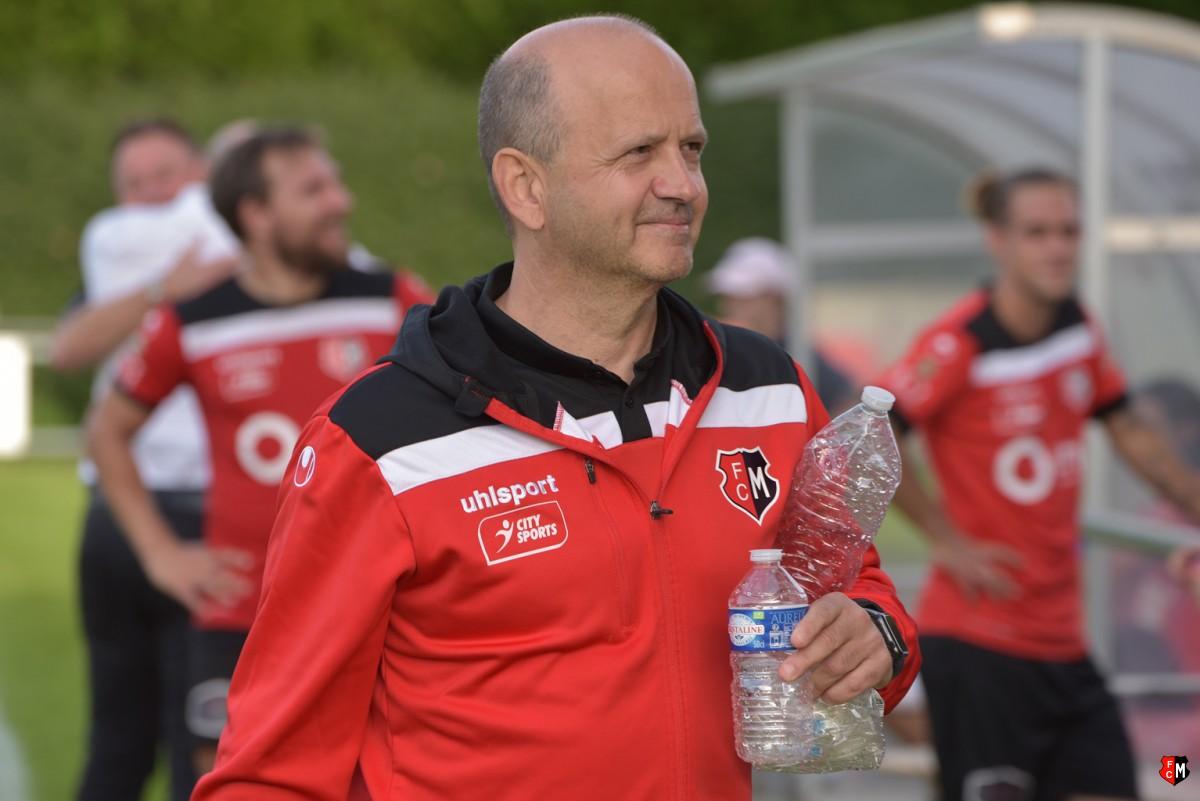 FC Mondercange - FC Schifflange 95 1:0