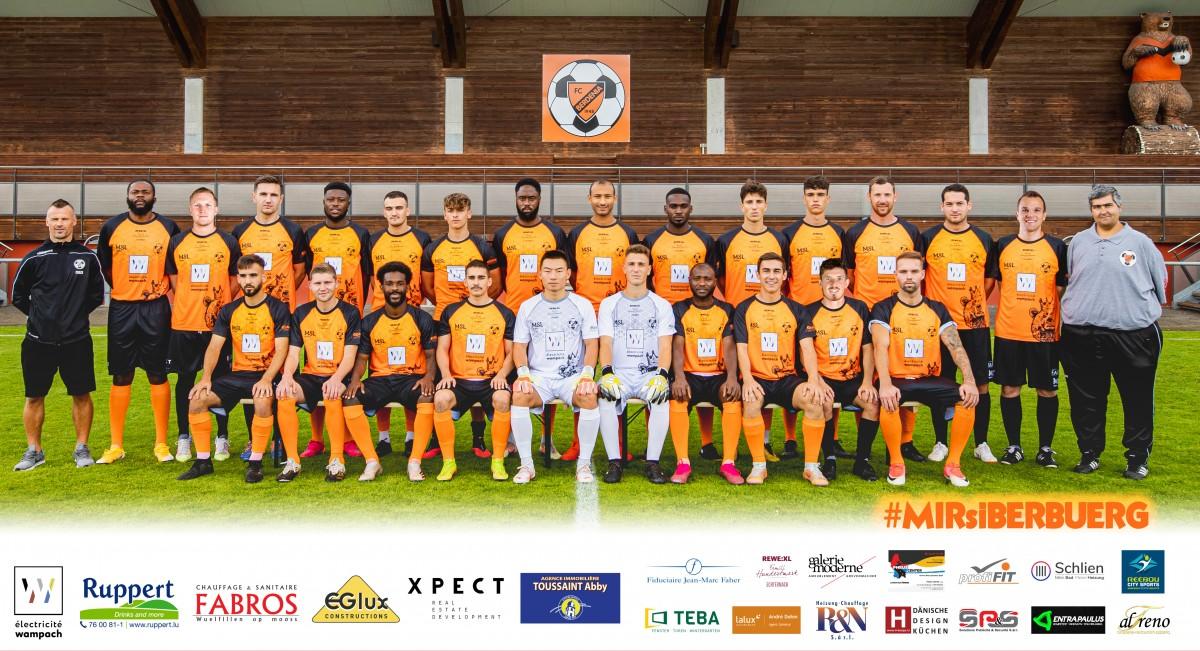 Team Berdenia 2021/2022