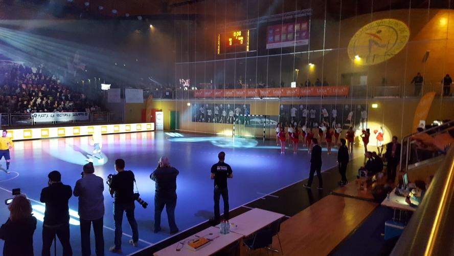 Finale vun der Coupe de Luxembourg am Futsal 2016