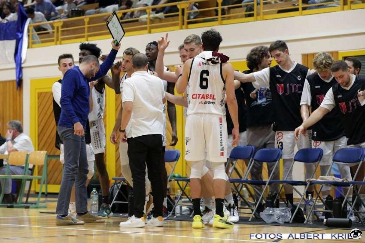Supercup Men : T71 Dudelange - Basket Esch  70 - 82