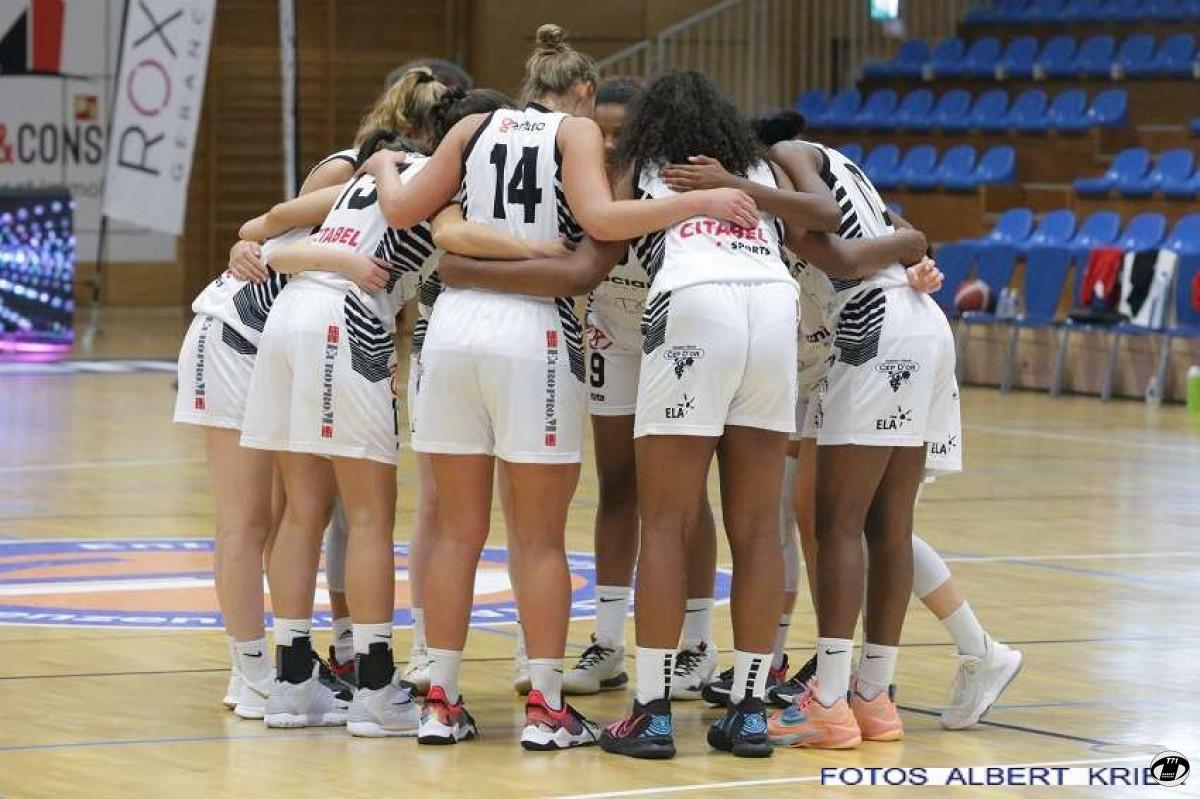 Ladies : T71 Dudelange - Basket Namur Capitale  61 - 54