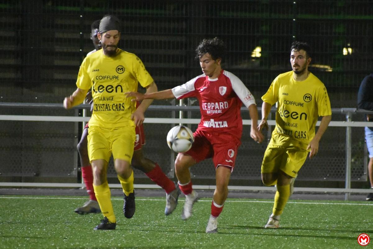 FC Mamer 32 I - Swift Hesperange I 0:7