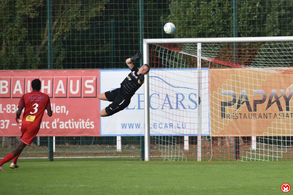FC Mamer 32 - Yellow Boys Weiler-la-Tour 0:2