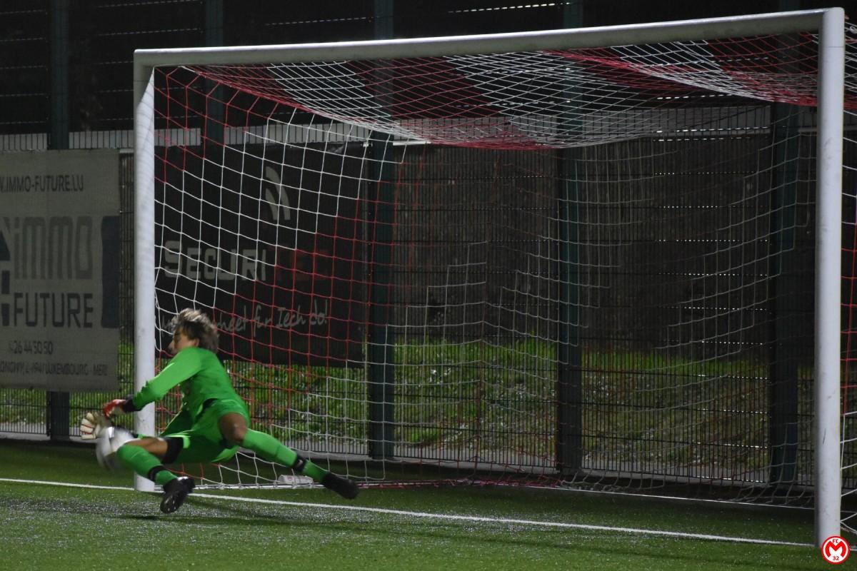 FC Mamer 32 I - F91 Dudelange 4:0