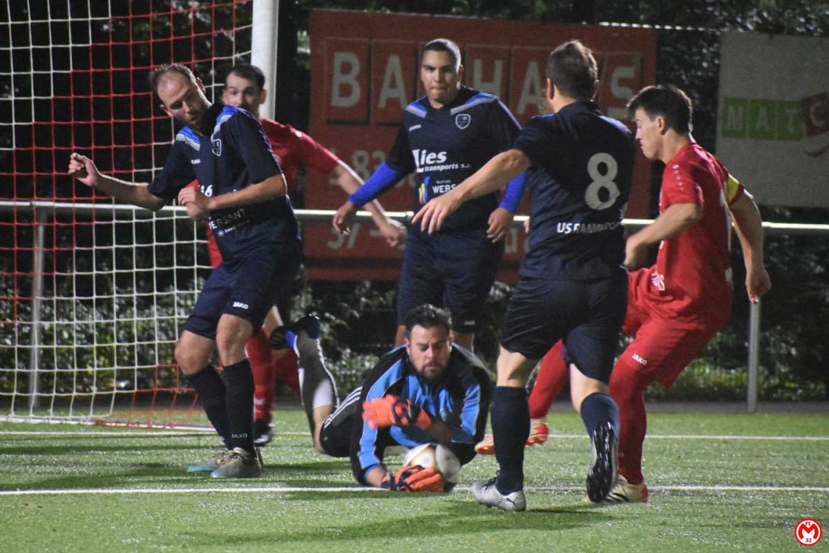 FC Mamer 32 II - US Rambrouch 2:0