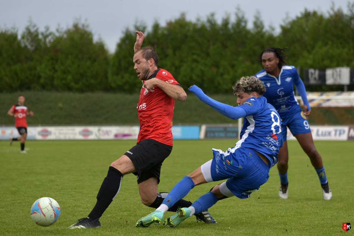 FC Mondercange - US Esch 2:0