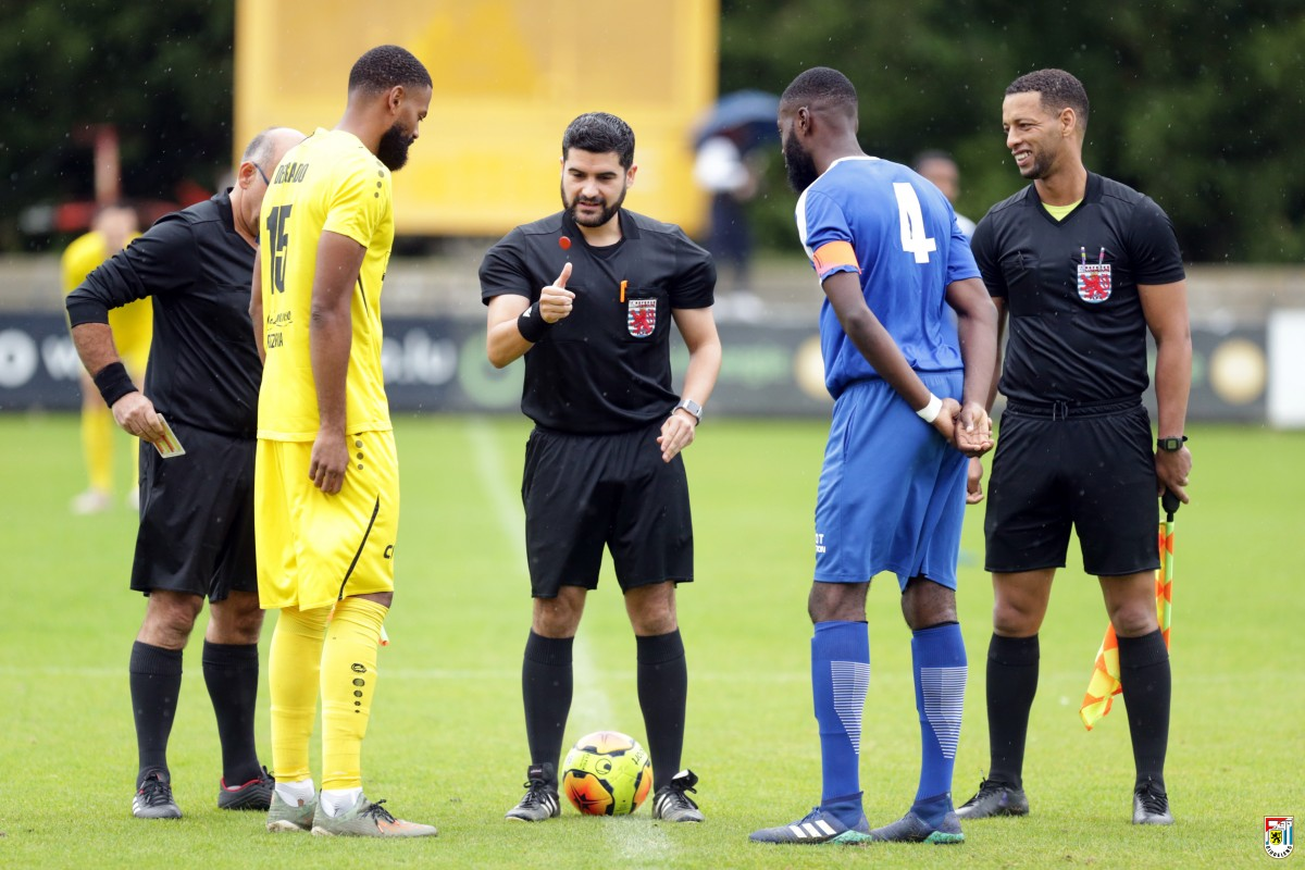 Coupe de Luxembourg : CS Oberkorn - F91 Diddeleng 0-4 (0-1)