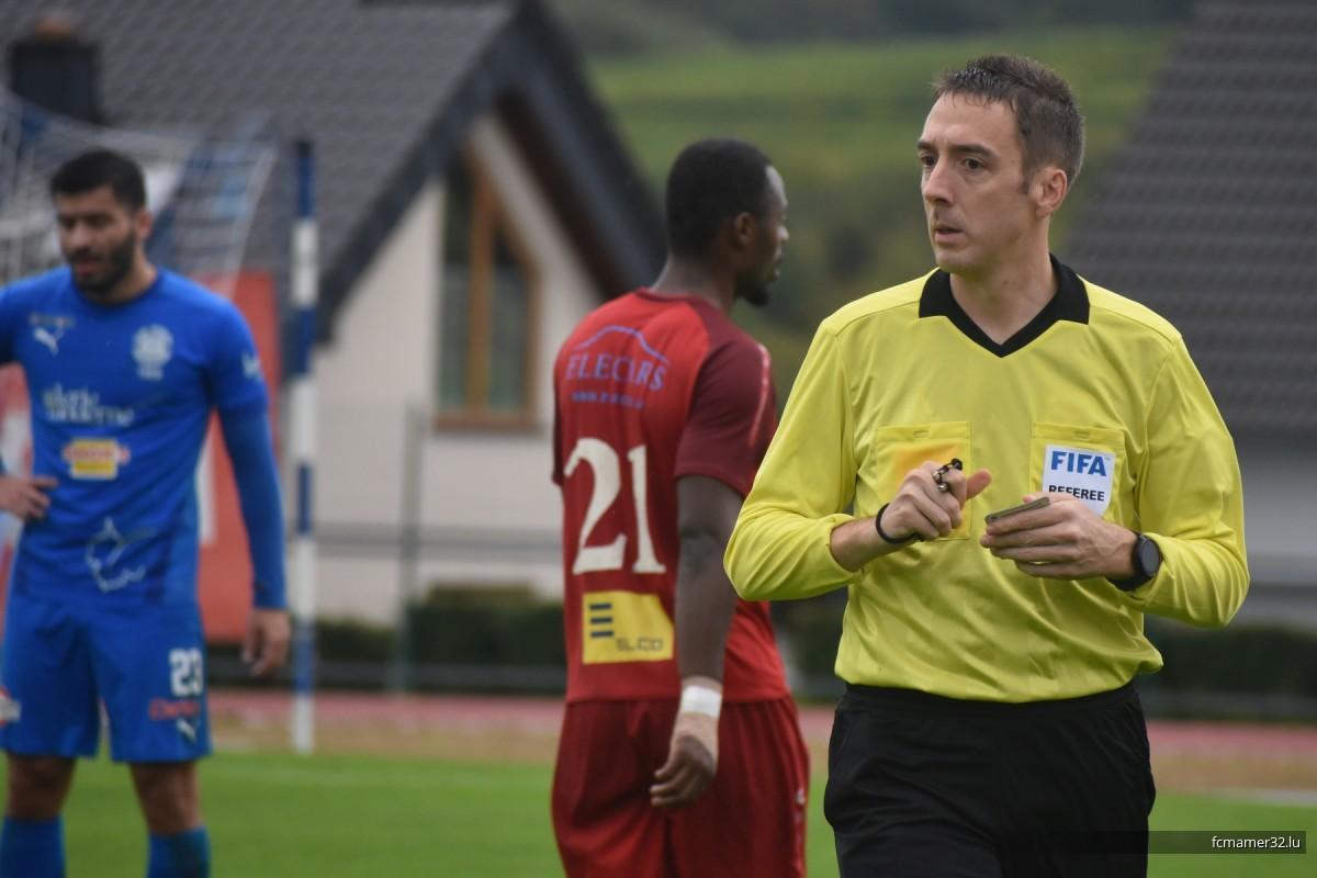CS Grevenmacher - FC Mamer 32 0:2