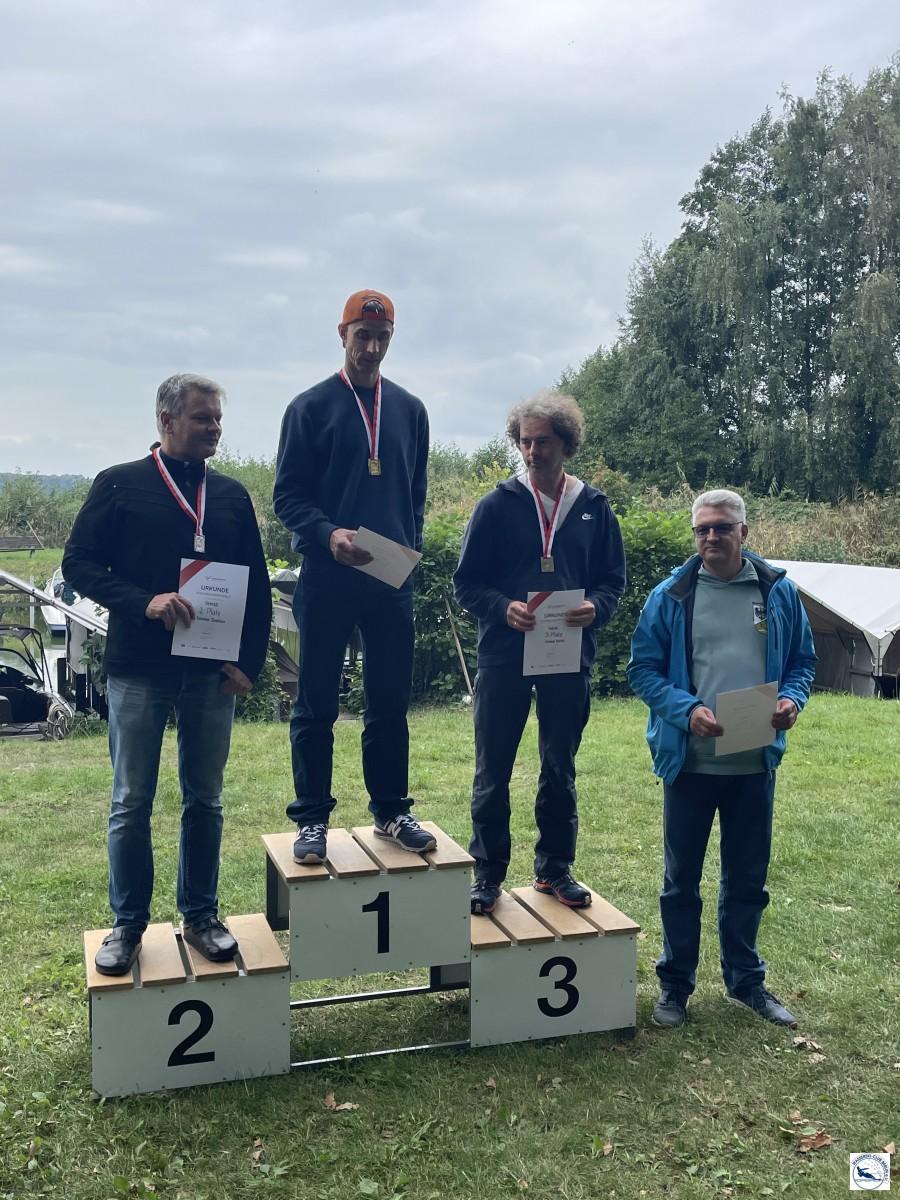Siegerehrung Mäusecup und Seniorenspiele BBWV 2021