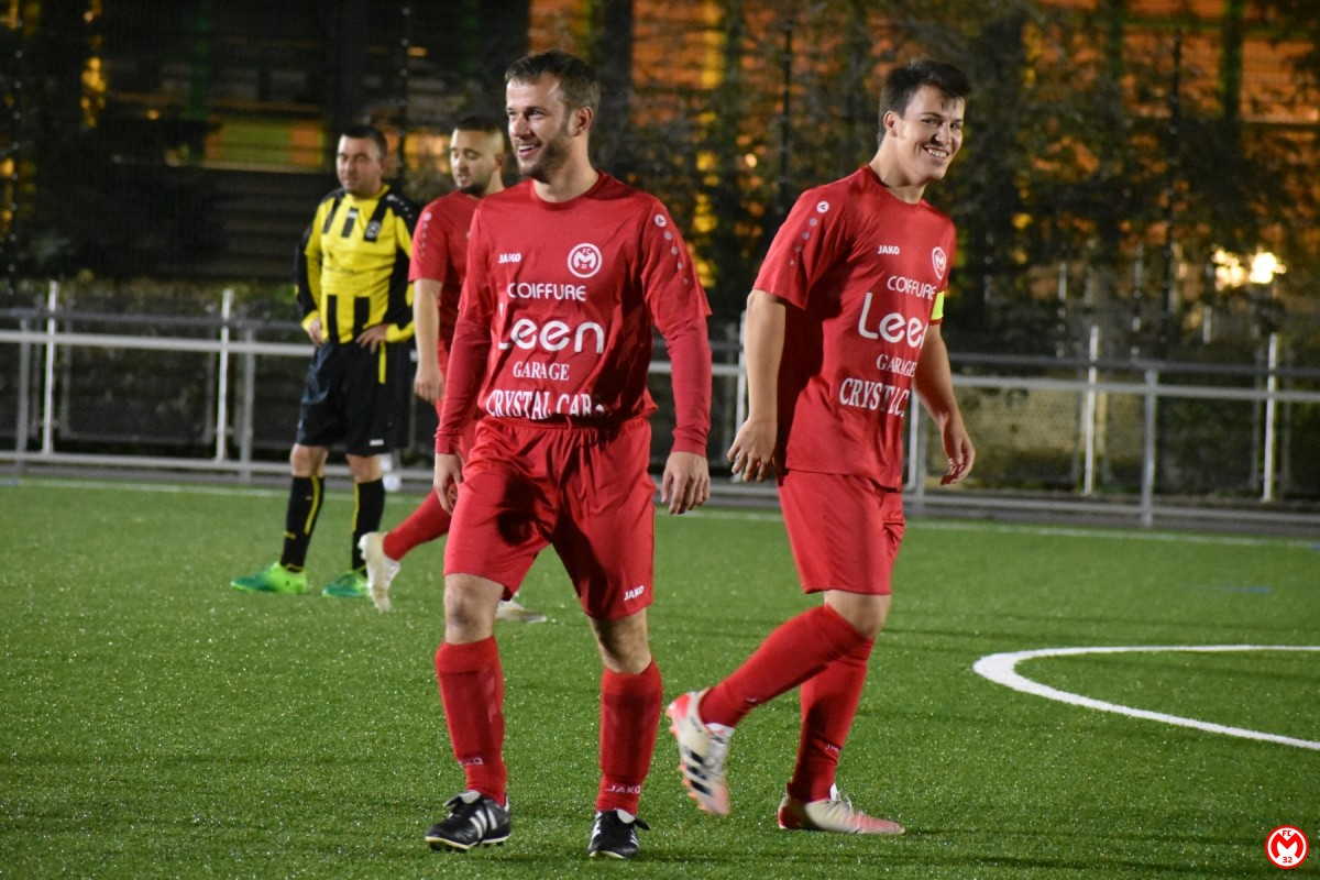 FC Mamer 32 II - Olympia Christnach-Waldbillig II 5:3