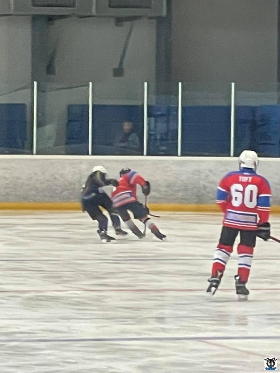 U15 game vs HC Marnais 10 October 2021