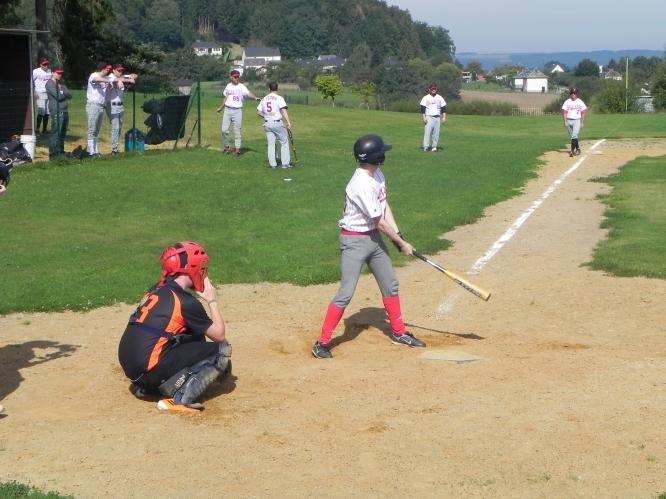 Double header vs Diekirch 2nd of september 2012