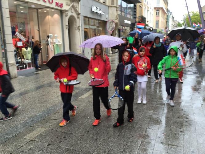 cortège fête nationale2015