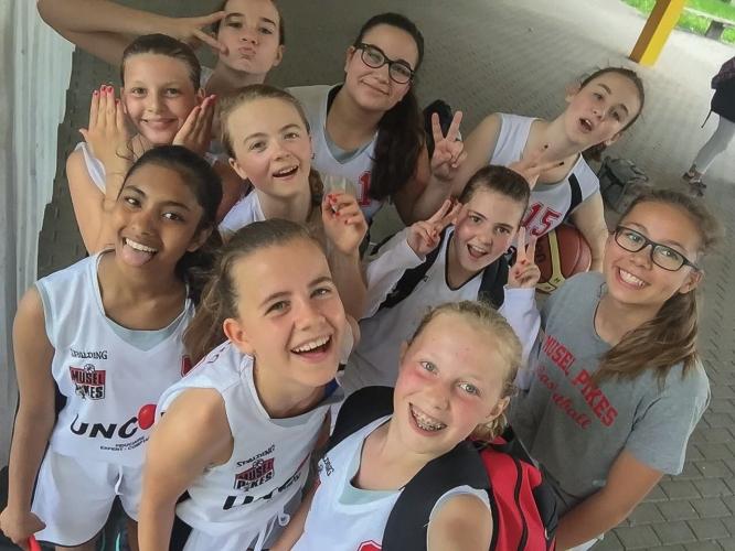Fillettes Turnier Speyer 11-12. Juni 2016