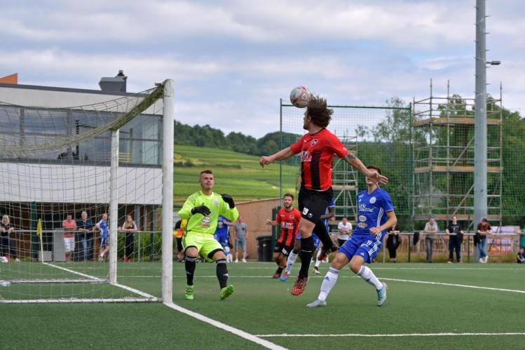 CS Grevenmacher - FC Mondercange 1:1