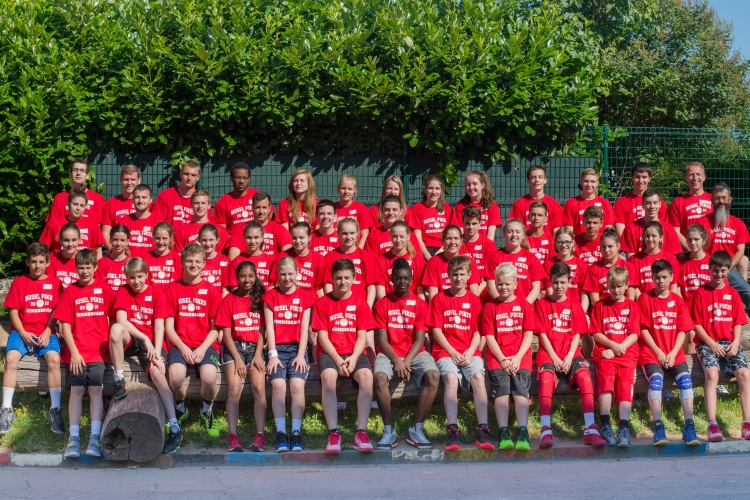Pikes Camps 2016
