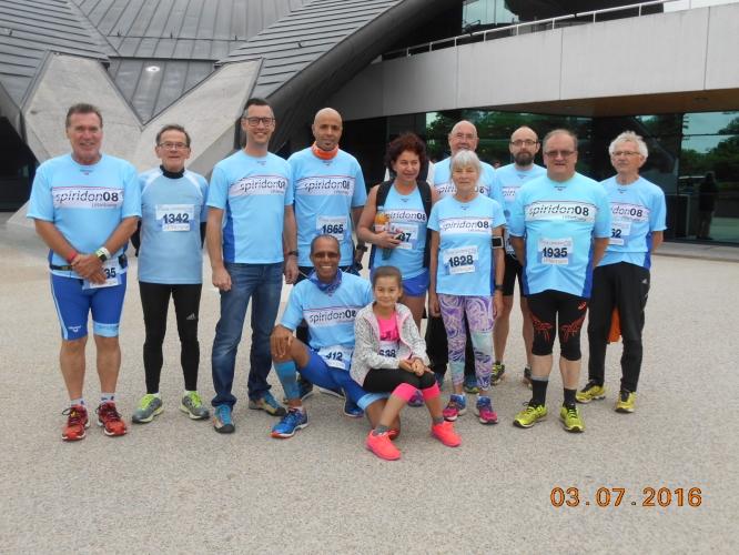 City Jogging 2016