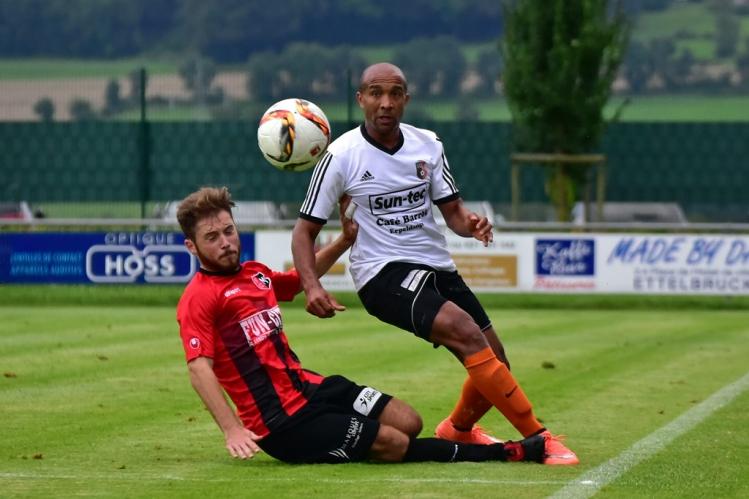 FC 72 Erpeldange - FC Mondercange 3:4