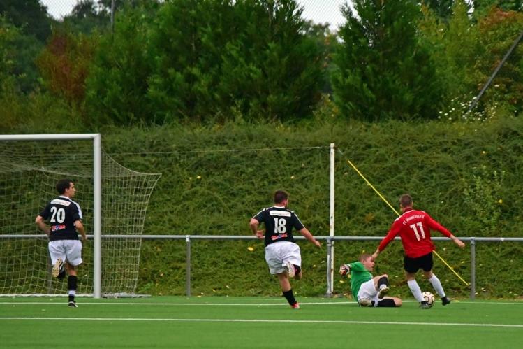FC Mondercange II - Jeunesse Esch II 7:0