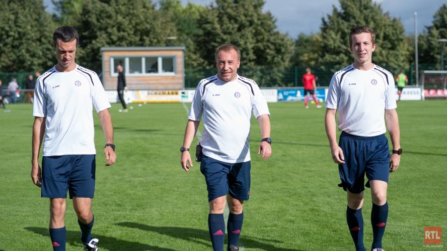 UNA Stroossen - FC Deifferdeng 03