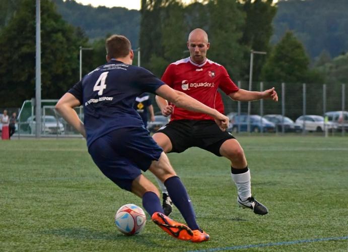 Victoria Rosport II - FC Mondercange II 2:2